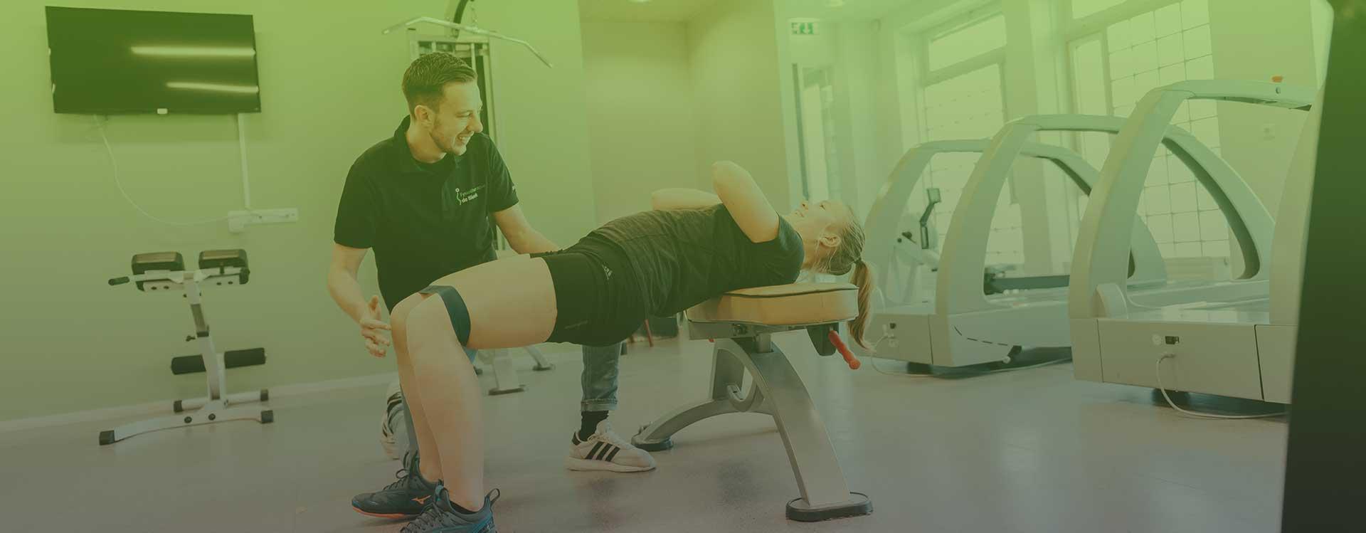 Fysiotherapie bij sportklachten
