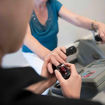 Longaandoening Fysiotherapie de Bleek